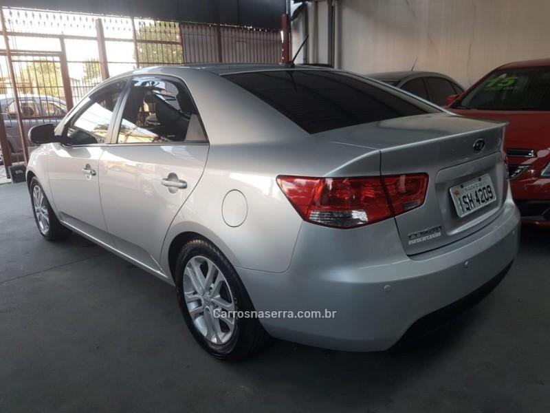CERATO 1.6 EX3 SEDAN 16V GASOLINA 4P AUTOMÁTICO - 2012 - CAXIAS DO SUL