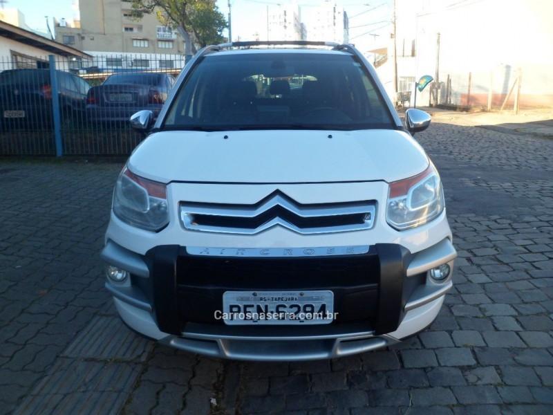 aircross 1.6 exclusive 16v flex 4p automatico 2012 bento goncalves