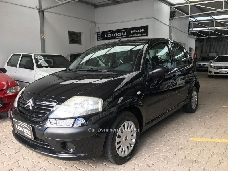 c3 1.4 i glx 8v flex 4p manual 2008 caxias do sul