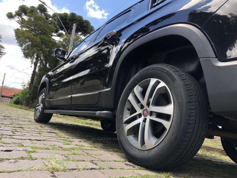 TORO 2.4 16V FLEX FREEDOM AUTOMÁTICO - 2018 - CANELA