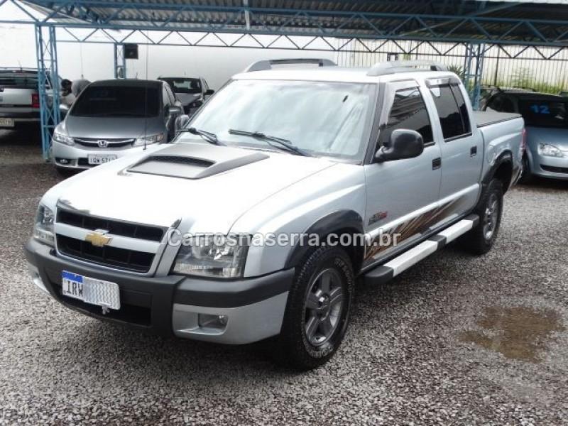 s10 2.8 rodeio 4x4 cd 12v turbo electronic intercooler diesel 4p manual 2011 nova prata
