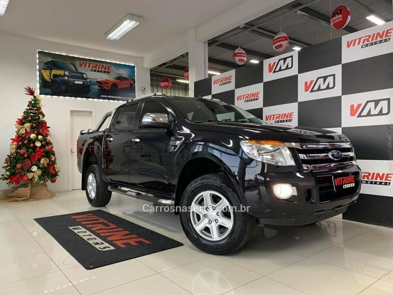 ranger 2.5 xlt 4x2 cd 16v flex 4p manual 2015 estancia velha