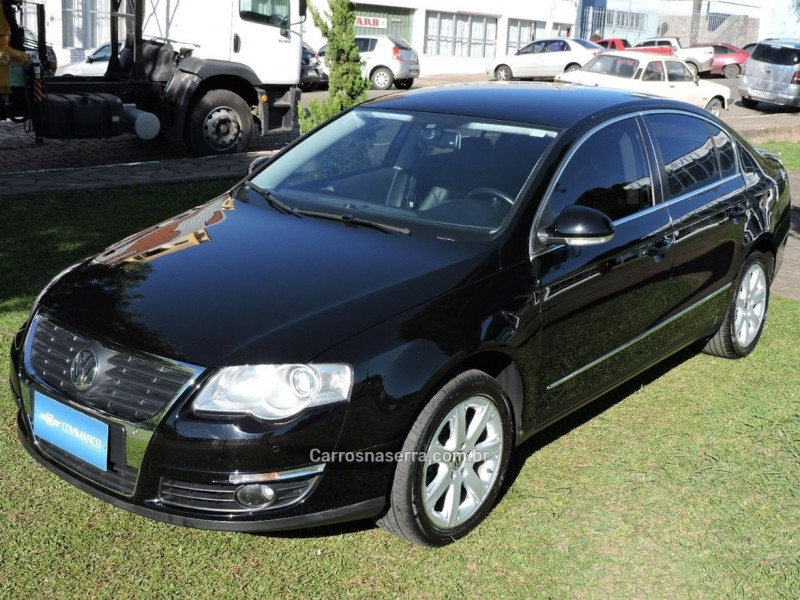 passat 2.0 fsi highline 16v turbo gasolina 4p tiptronic 2009 sao marcos
