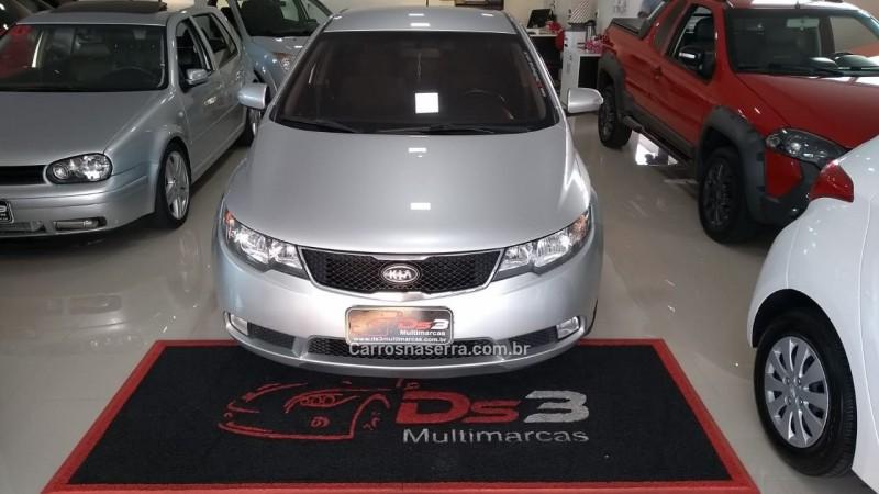 cerato 1.6 ex2 sedan 16v gasolina 4p automatico 2010 flores da cunha