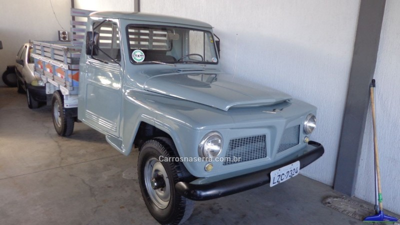 f 75 2.3 4x4 pick up manual 1967 sao sebastiao do cai