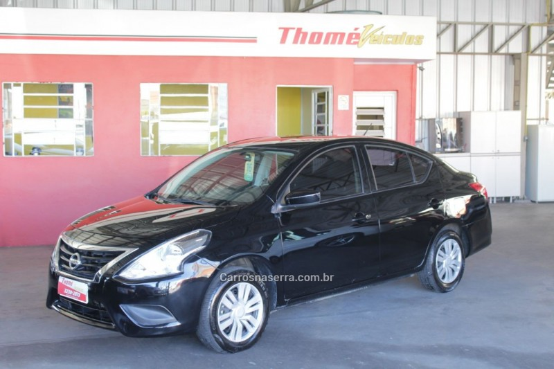versa 1.6 16v flex sv 4p manual 2016 caxias do sul