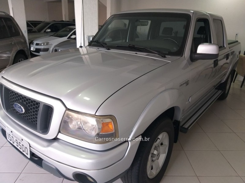 ranger 2.8 xls 4x4 cd 8v turbo intercooler diesel 4p manual 2005 caxias do sul