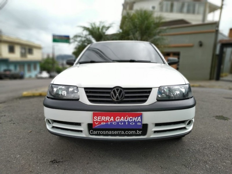 gol 1.6 mi power 8v flex 4p manual g.iii 2005 bento goncalves