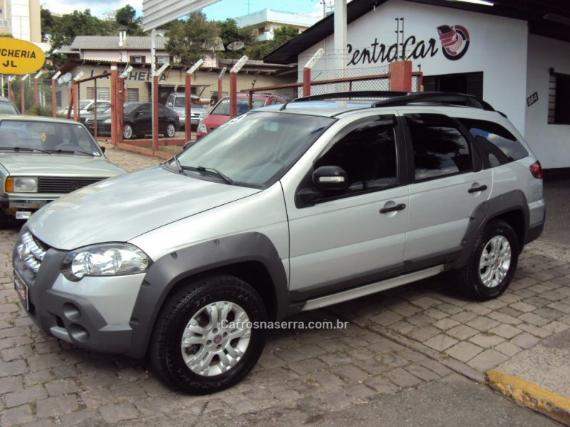 palio 1.8 mpi adventure locker weekend 8v flex 4p manual 2009 caxias do sul