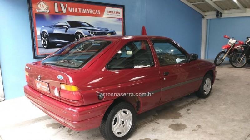escort 1.8 i gl 8v gasolina 2p manual 1994 caxias do sul