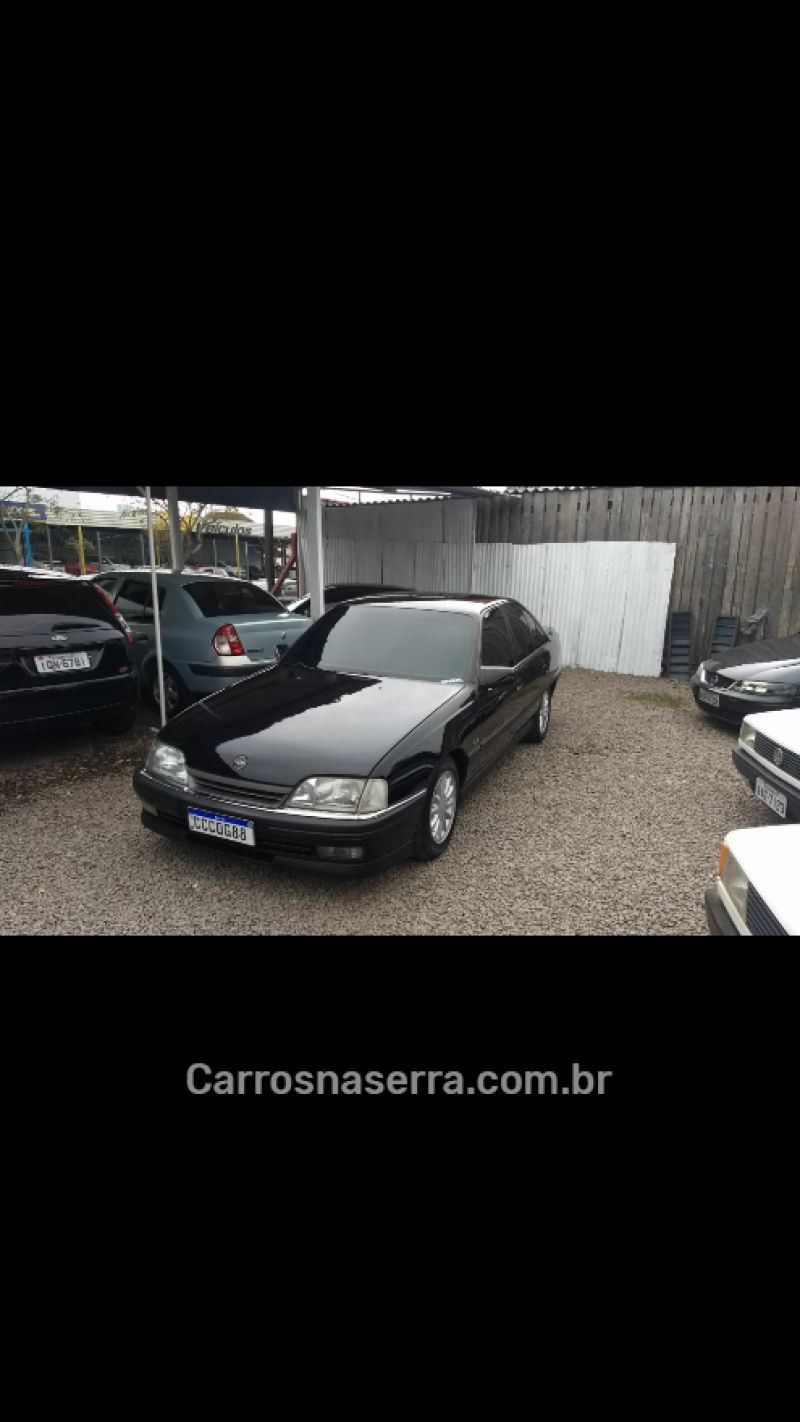 omega 4.1 sfi gls 12v gasolina 4p manual 1996 caxias do sul