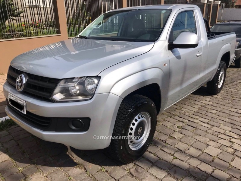 amarok 2.0 4x4 cs 16v turbo intercooler diesel 2p manual 2014 carlos barbosa