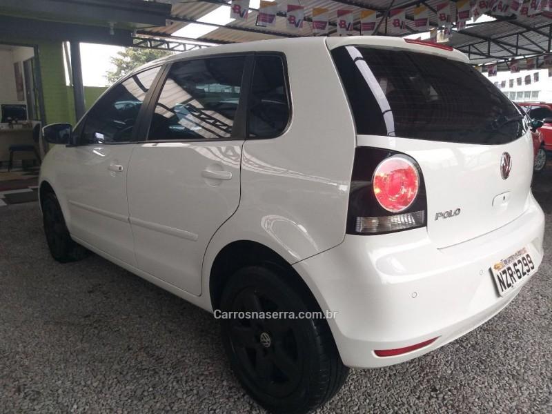 POLO 1.6 MI SÉRIE OURO 8V FLEX 4P MANUAL - 2012 - CAXIAS DO SUL