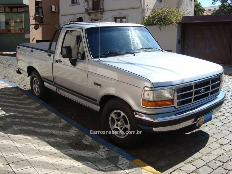 f 1000 4.3 xlt 4x2 cs turbo diesel 2p manual 1998 garibaldi