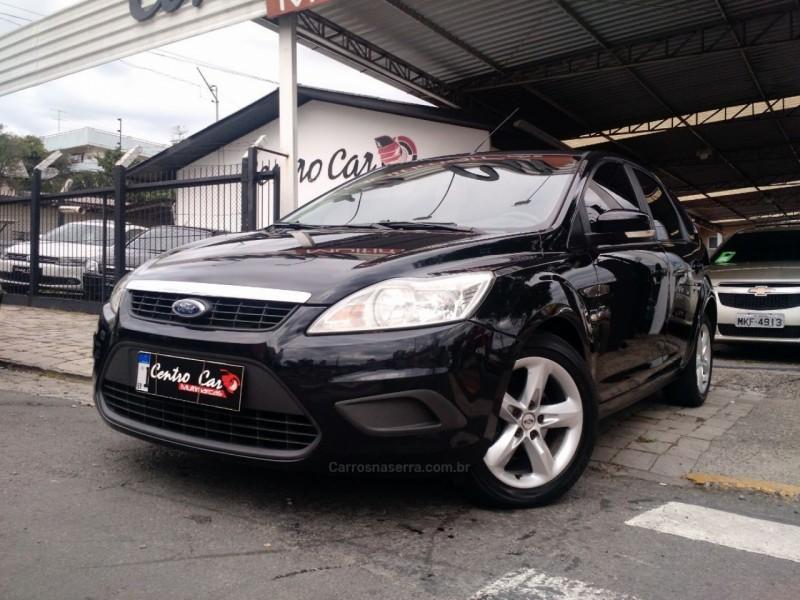 focus 1.6 glx 8v gasolina 4p manual 2010 caxias do sul