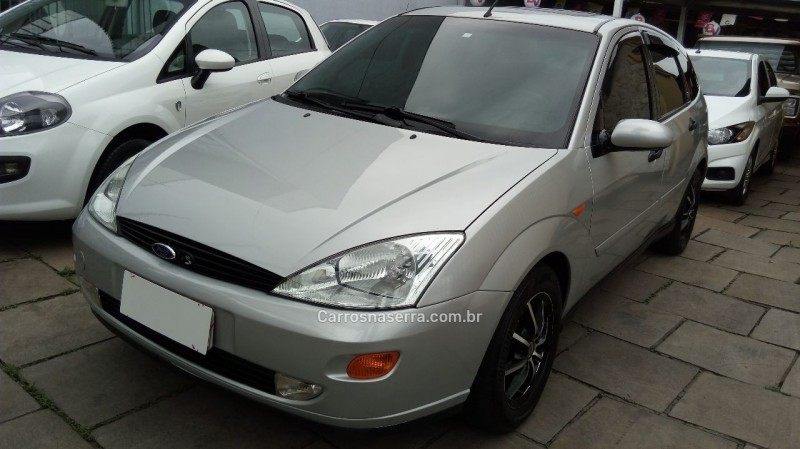 focus 2.0 ghia 16v gasolina 4p manual 2002 bento goncalves