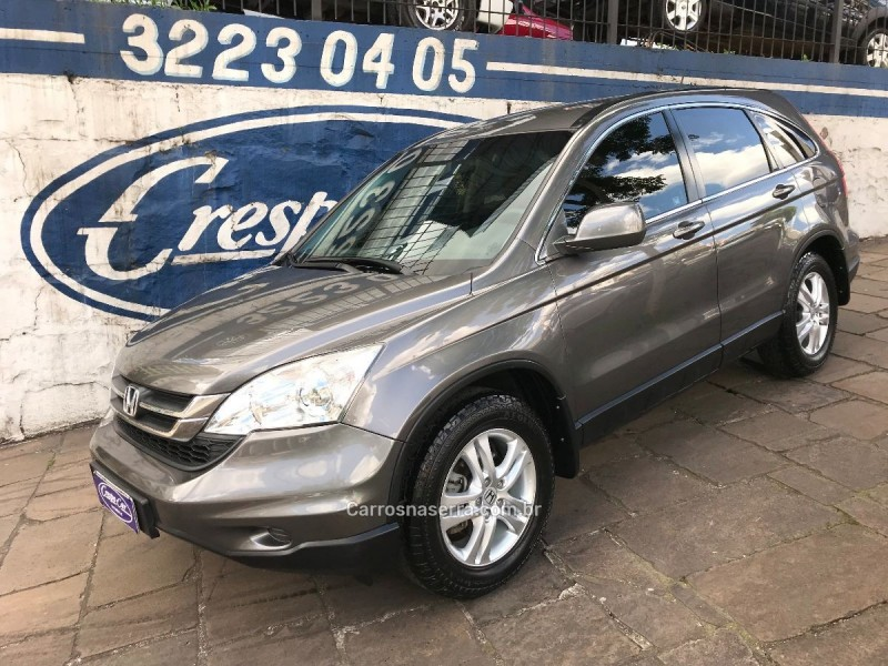 crv 2.0 exl 4x2 16v gasolina 4p automatico 2011 caxias do sul