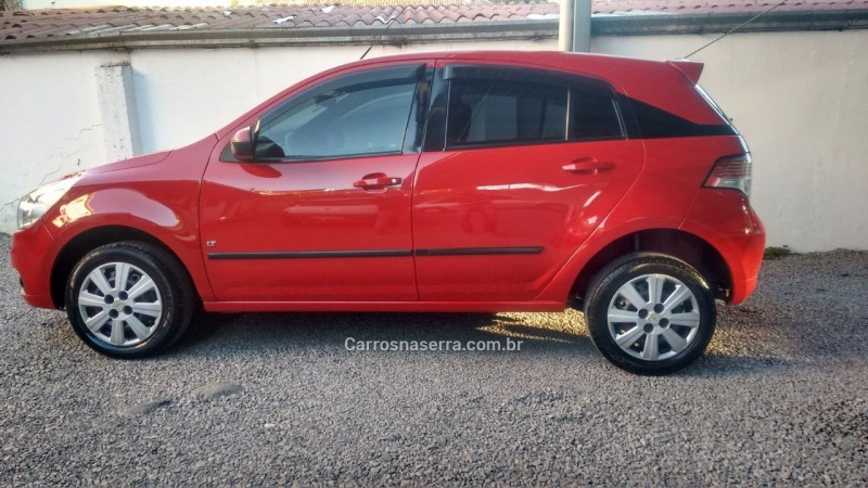 agile 1.4 mpfi lt 8v flex 4p manual 2012 caxias do sul