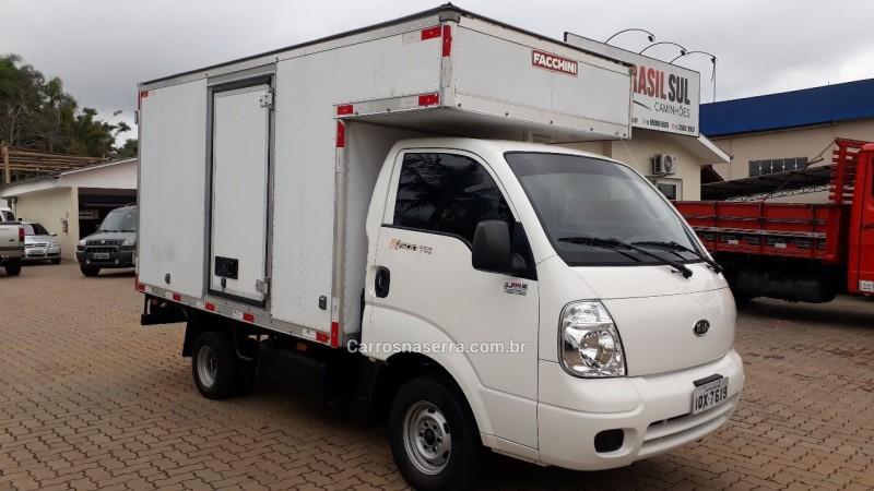 bongo 2.7 k 2700 4x2 cs diesel 2p manual 2011 portao