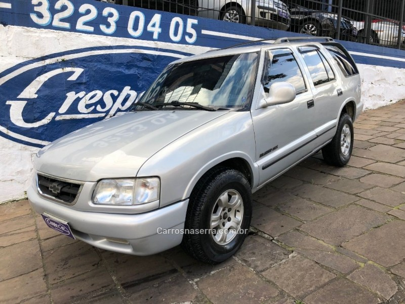 blazer 4.3 sfi dlx 4x4 v6 12v gasolina 4p manual 1998 caxias do sul