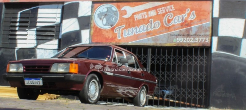 OPALA 2.5 COMODORO SL/E 8V GASOLINA 4P MANUAL - 1989 - CAXIAS DO SUL