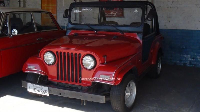 jeep 1967 farroupilha