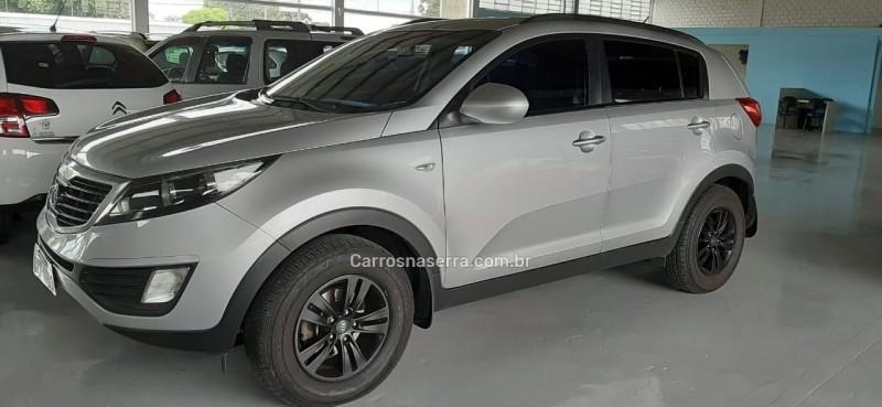 sportage 2.0 lx3 g2 4x2 16v gasolina 4p manual 2011 caxias do sul