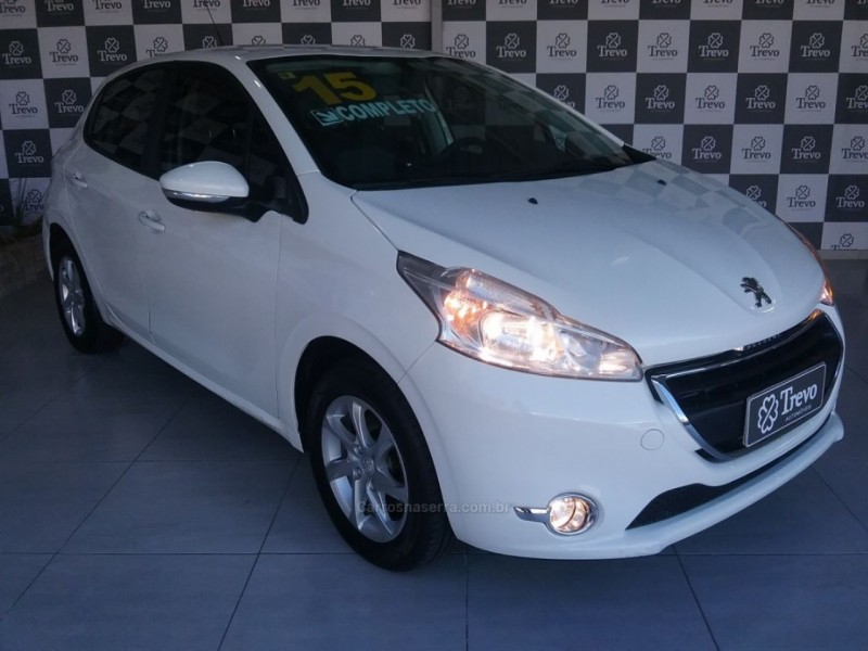 208 1.5 active pack 8v flex 4p manual 2015 taquara