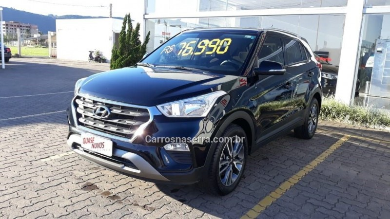 creta 1.6 16v flex pulse automatico 2017 caxias do sul