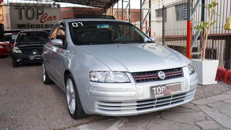 stilo 1.8 mpi sporting 8v flex 4p manual 2007 caxias do sul