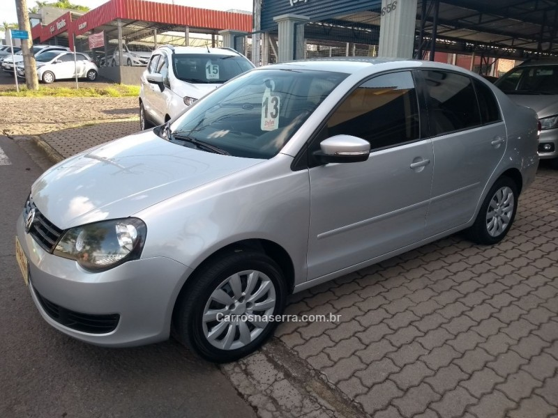 polo sedan 1.6 mi 8v flex 4p manual 2013 bom principio