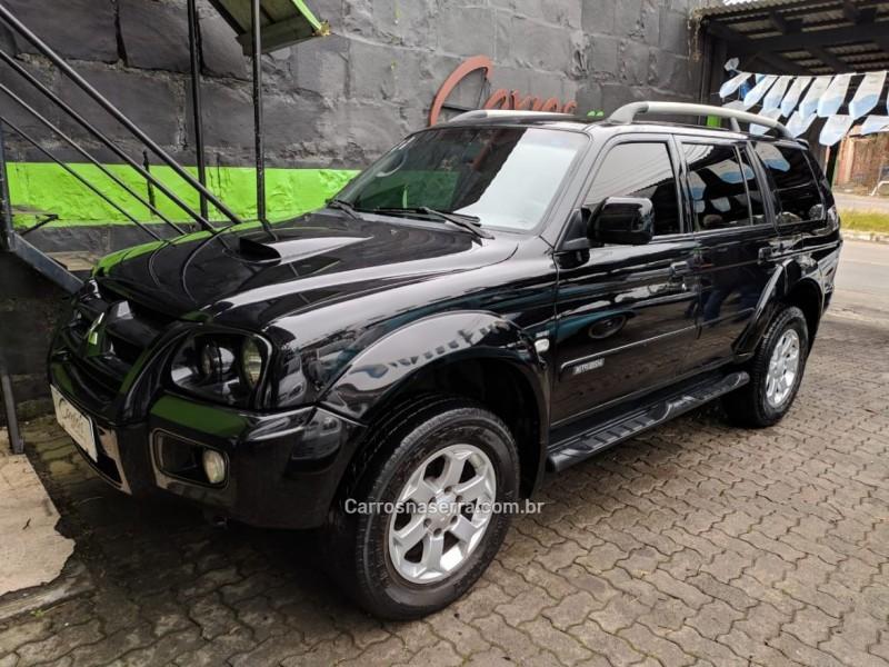 pajero sport 3.5 hpe 4x4 v6 24v flex 4p automatico 2011 caxias do sul