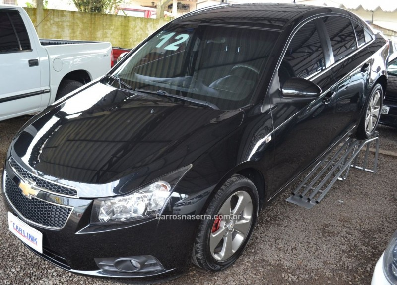 cruze 1.8 lt 16v flex 4p manual 2012 vacaria