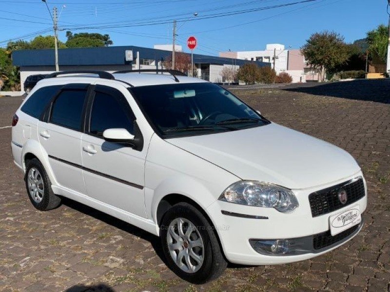 palio 1.4 mpi attractive weekend 8v flex 4p manual 2011 guapore