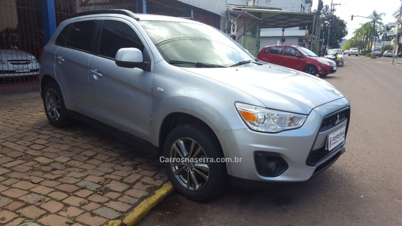 asx 2.0 4x2 16v gasolina 4p manual 2013 sao sebastiao do cai