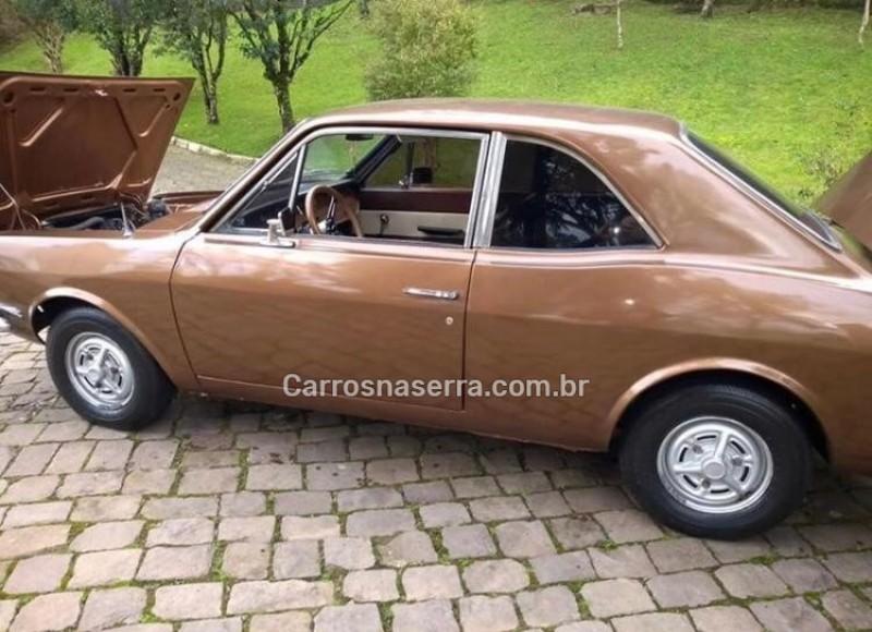 CORCEL 1.4 LUXO 8V GASOLINA 2P MANUAL - 1977 - CAXIAS DO SUL