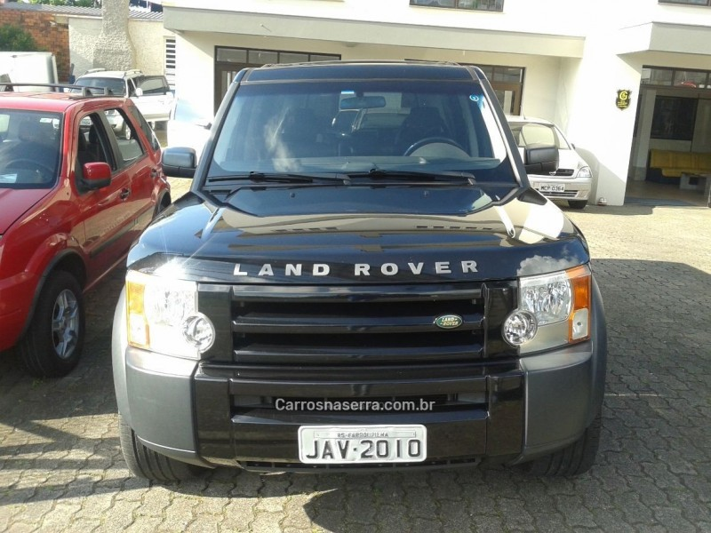discovery 3 4.0 s 4x4 v6 24v gasolina 4p automatico 2006 farroupilha