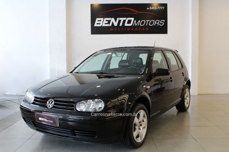 golf 1.6 mi flash 8v flex 4p manual 2007 bento goncalves