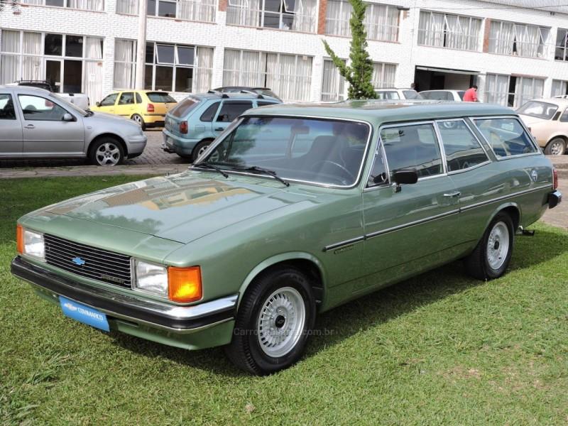 caravan 4.1 comodoro 12v gasolina 2p manual 1980 sao marcos