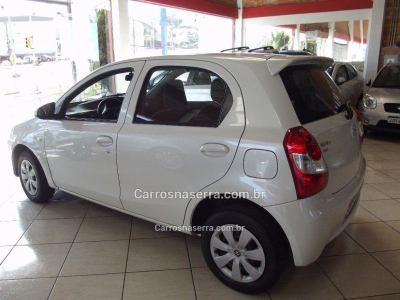 etios 1.3 16v flex 4p manual 2017 bento goncalves