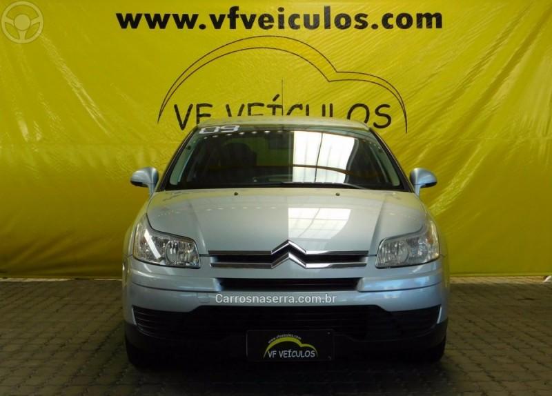 C4 2.0 GLX PALLAS 16V FLEX 4P AUTOMÁTICO - 2009 - CAXIAS DO SUL