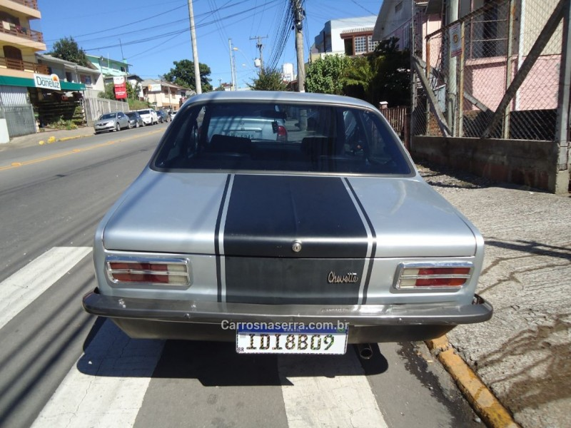 CHEVETTE 1.4 GP 8V GASOLINA 2P MANUAL - 1976 - CAXIAS DO SUL