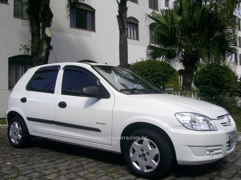 celta 1.0 mpfi spirit 8v flex 4p manual 2010 caxias do sul