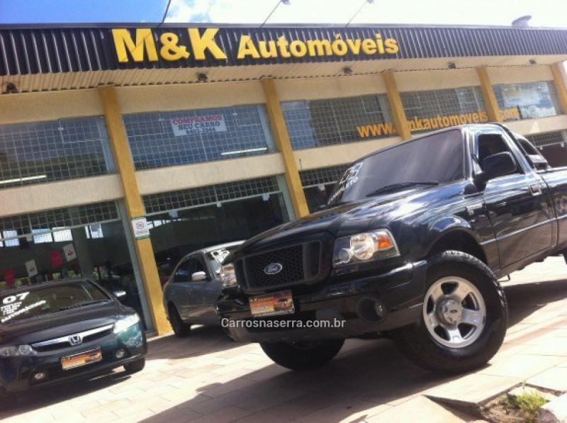 ranger 2.3 xls sport 16v 4x2 cs gasolina 2p manual 2009 caxias do sul