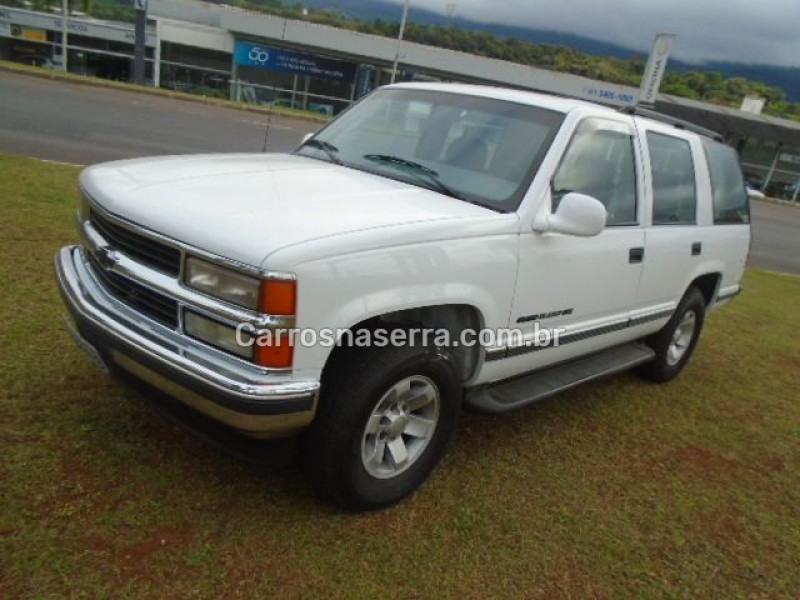 grand blazer 4.2 grand blazer 4x2 18v turbo intercooler diesel 4p manual 1999 dois irmaos