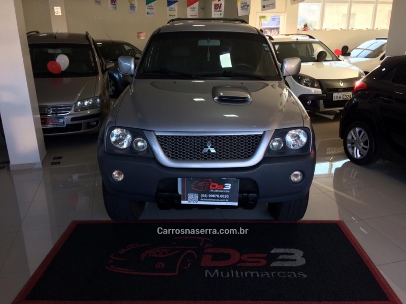 l200 outdoor 2.5 hpe 4x4 cd 8v turbo intercooler diesel 4p manual 2007 caxias do sul