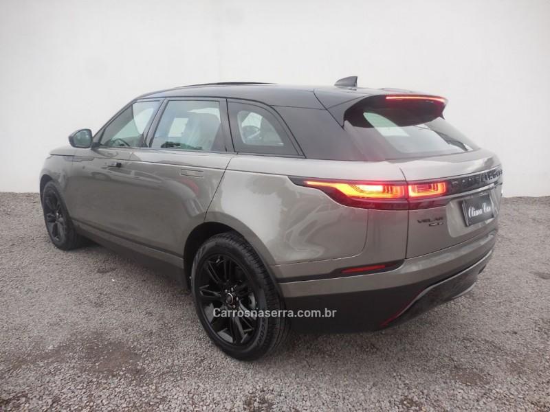 Range rover velar 3 0 v6 p380 gasolina se automatico 2018 for Interno velar