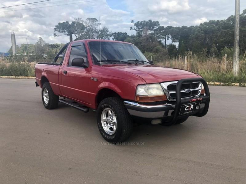 ranger 4.0 xlt 4x2 cs v6 12v gasolina 2p manual 1998 caxias do sul