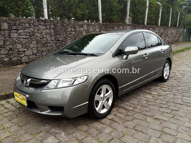 civic 1.8 lxs 16v gasolina 4p manual 2009 caxias do sul