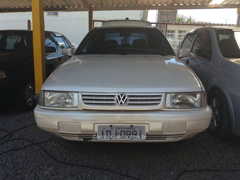 santana 2.0 gls 8v gasolina 4p automatico 1992 garibaldi